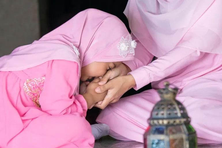 Doa Restu Orang Tua