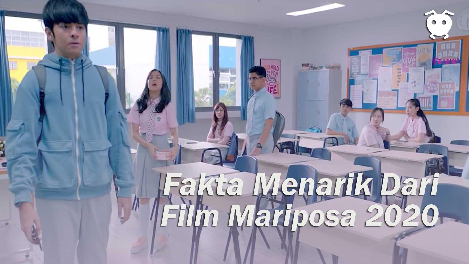 Fakta Menarik Film Maripoa 2020