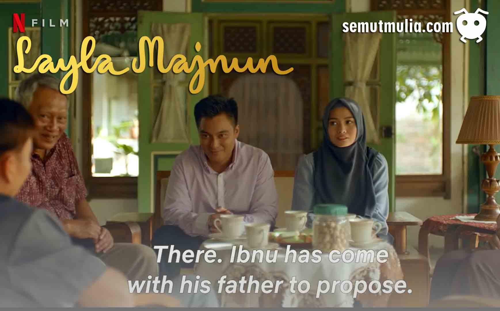 Layla Majnun (Netflix)