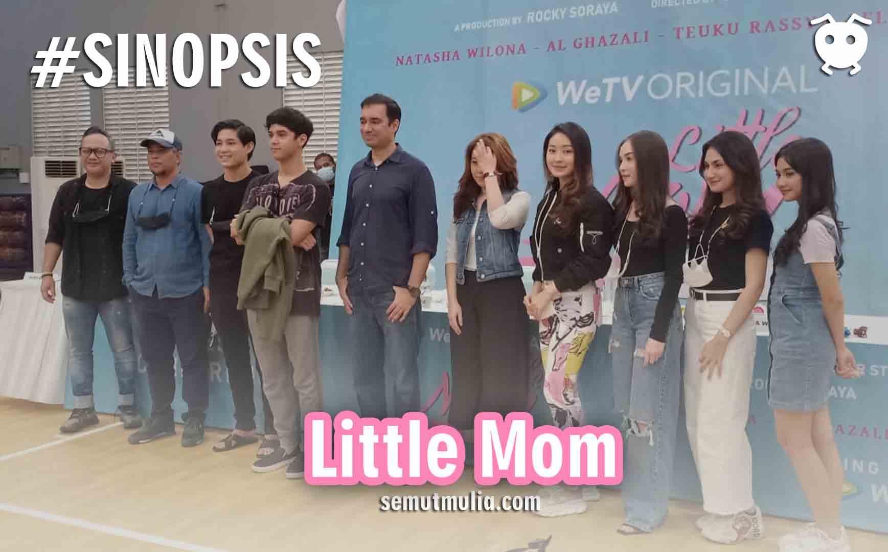 Little Mom Sinopsis