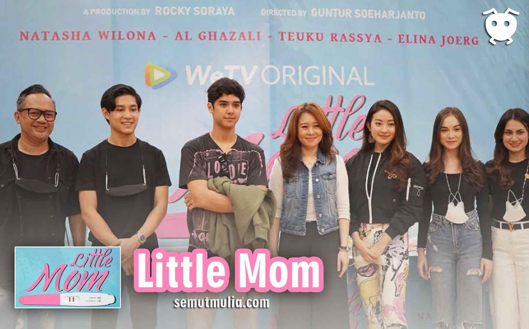 Nonton Little Mom Full Episode Gratis