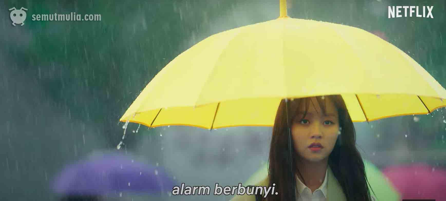 Sinopsis Love Alarm (Youtube Netflix Indonesia) 1