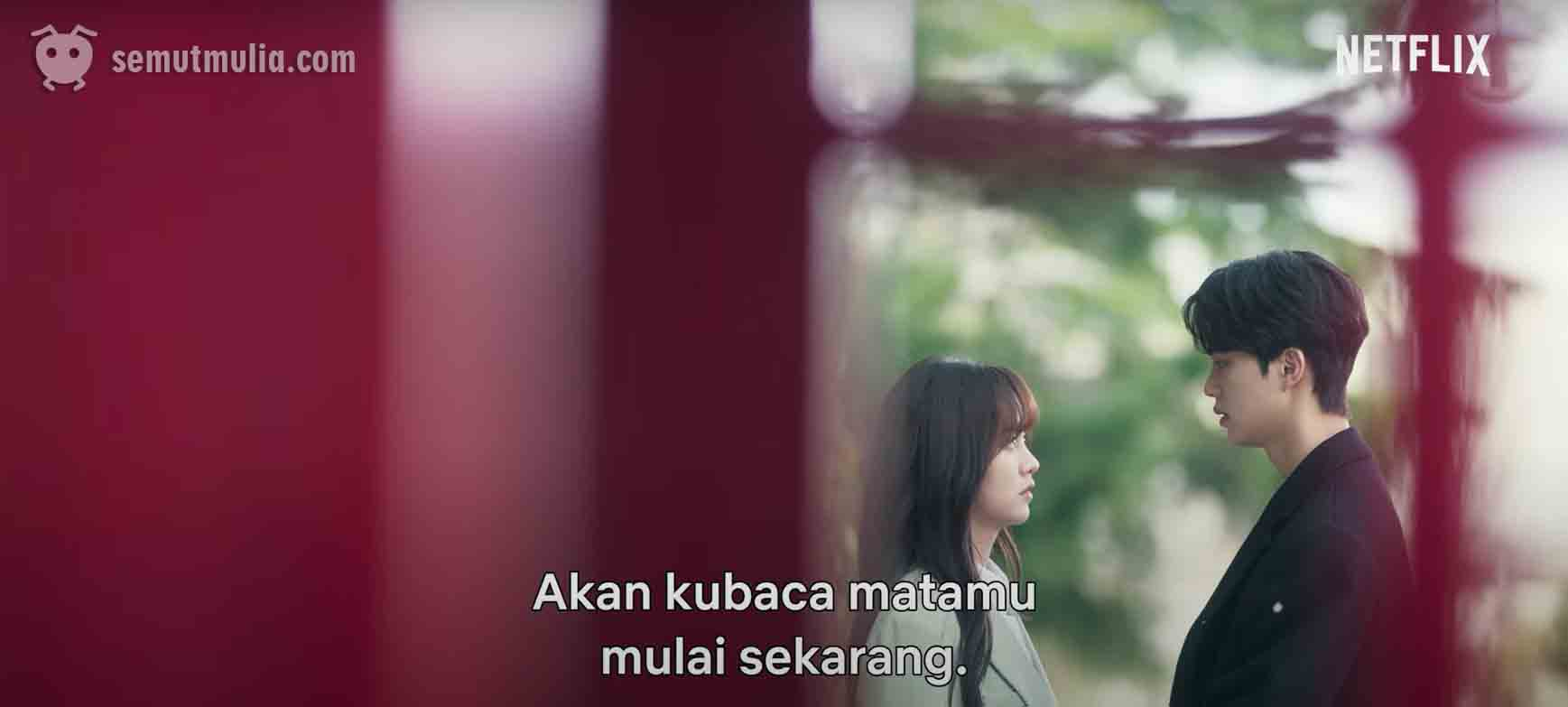 Sinopsis Love Alarm (Youtube : Netflix Indonesia) 2