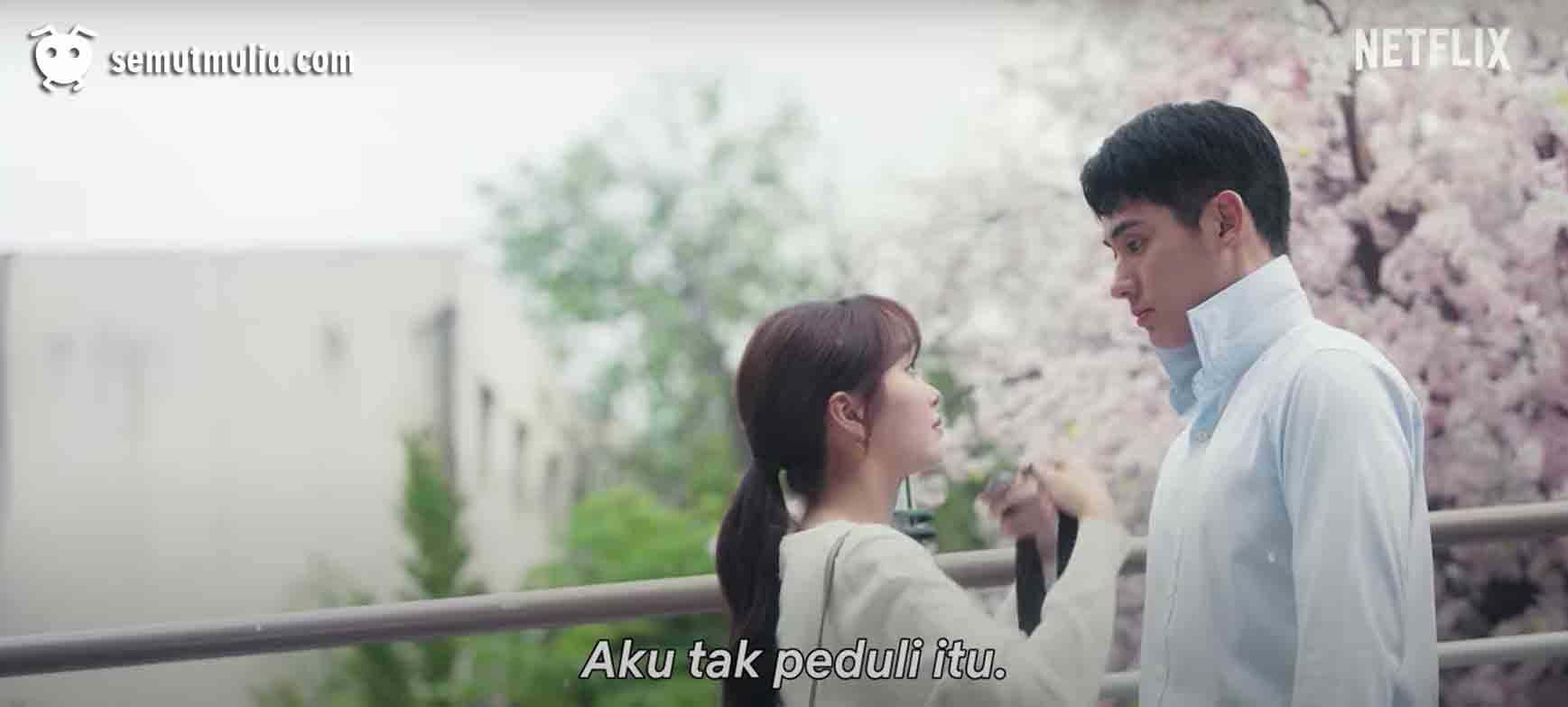 Sinopsis Love Alarm (Youtube : Netflix Indonesia) 3
