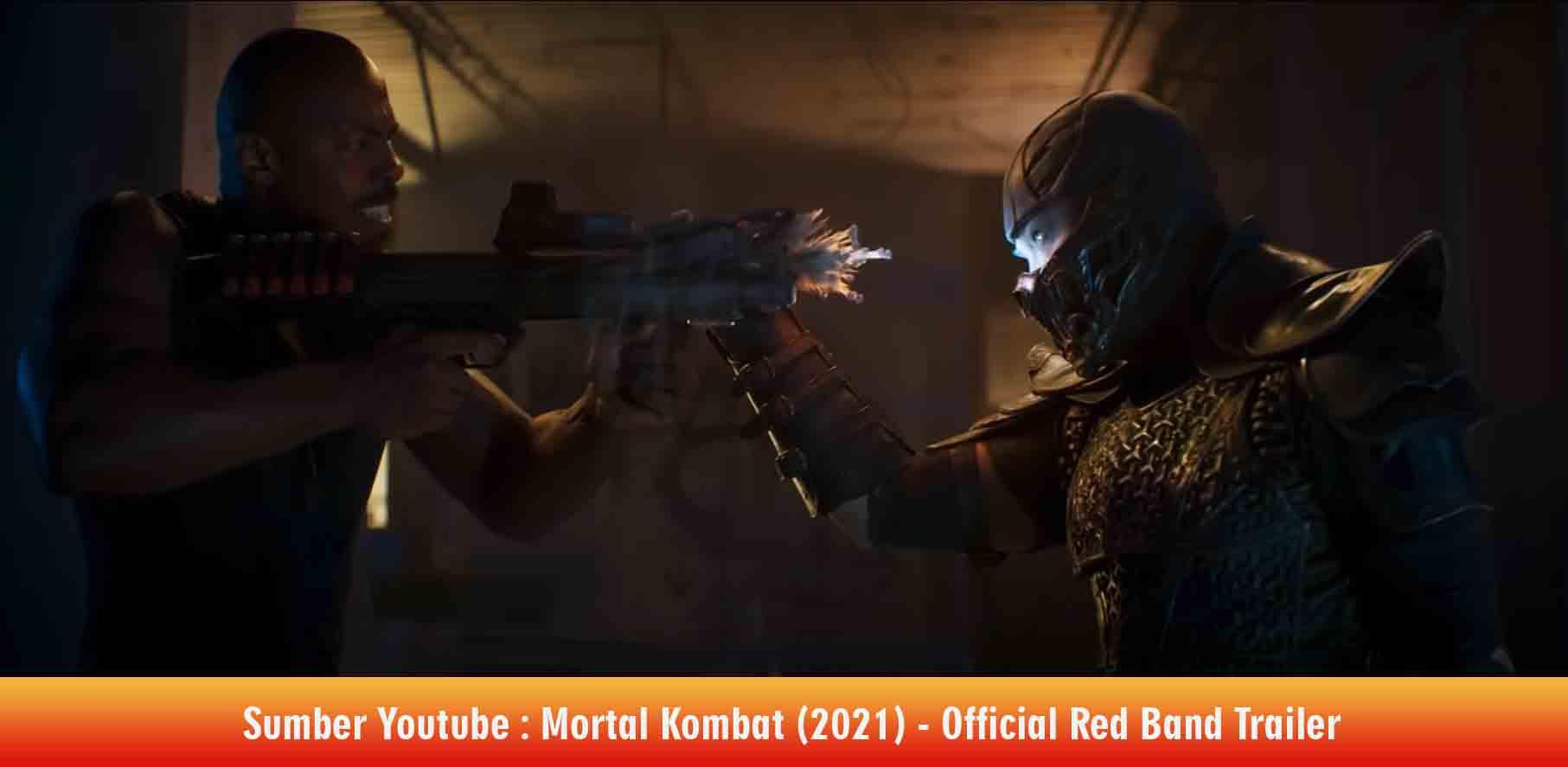 Trailer Mortal Kombat 2021