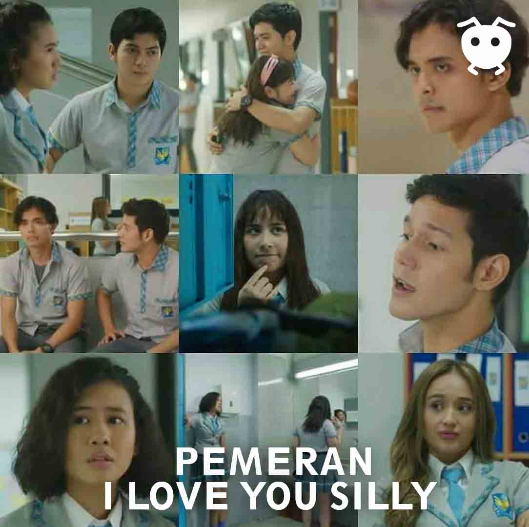 Pemeran I Love You Silly