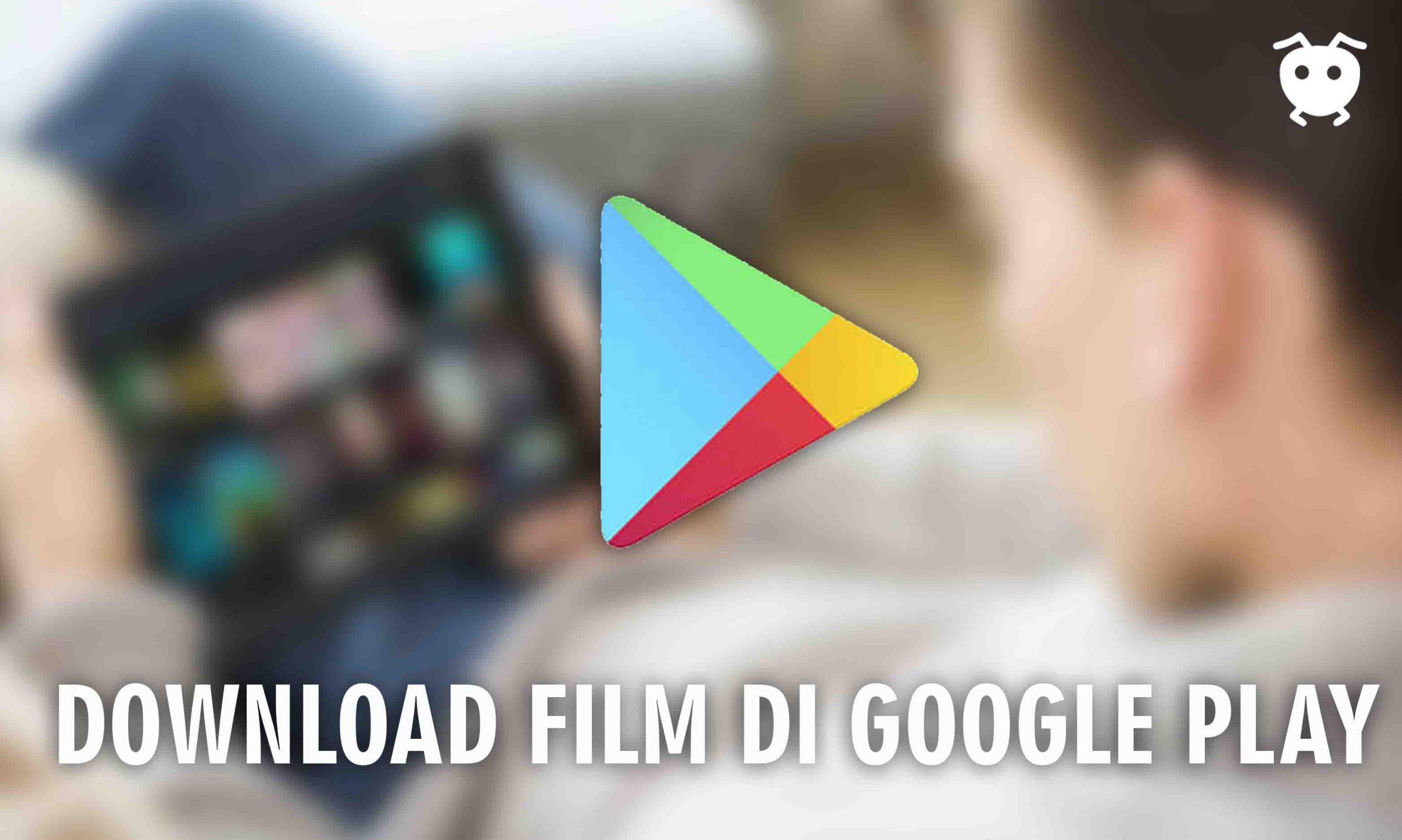 Download Film di Google Play