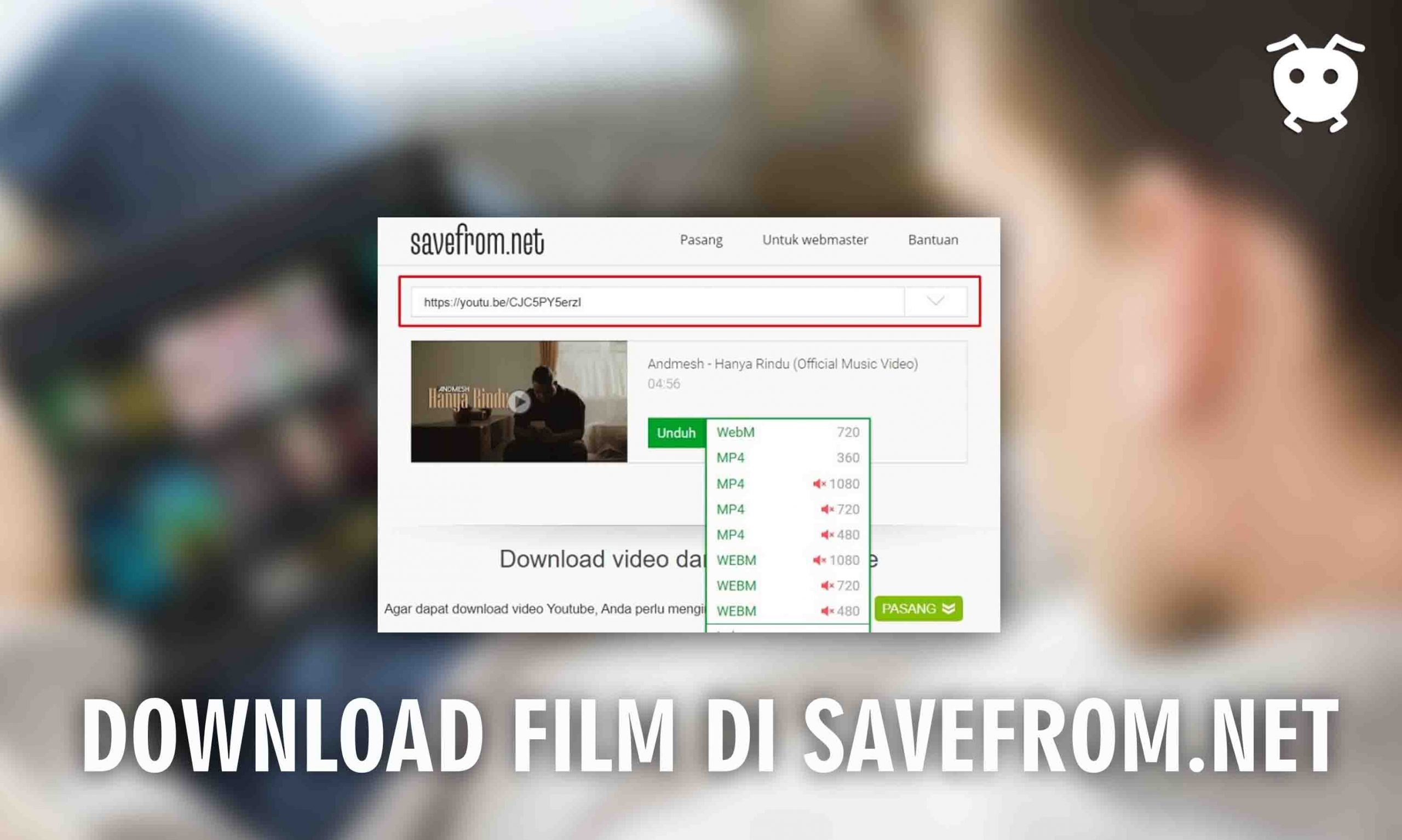 Download Film di Savefrom.net