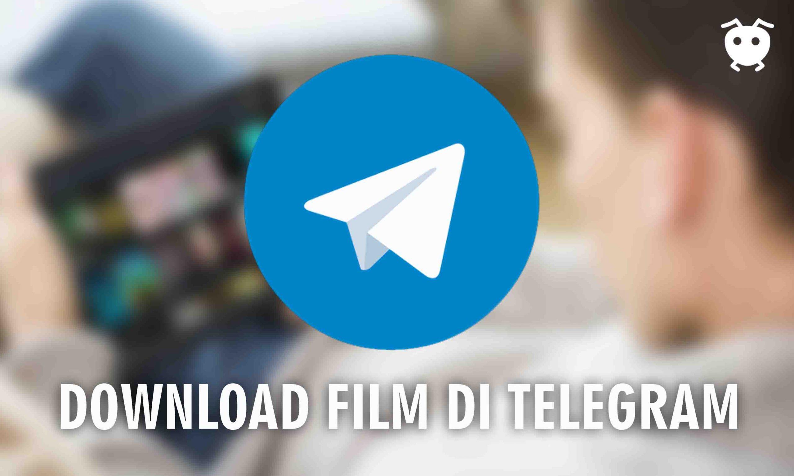 Download Film di Telegram
