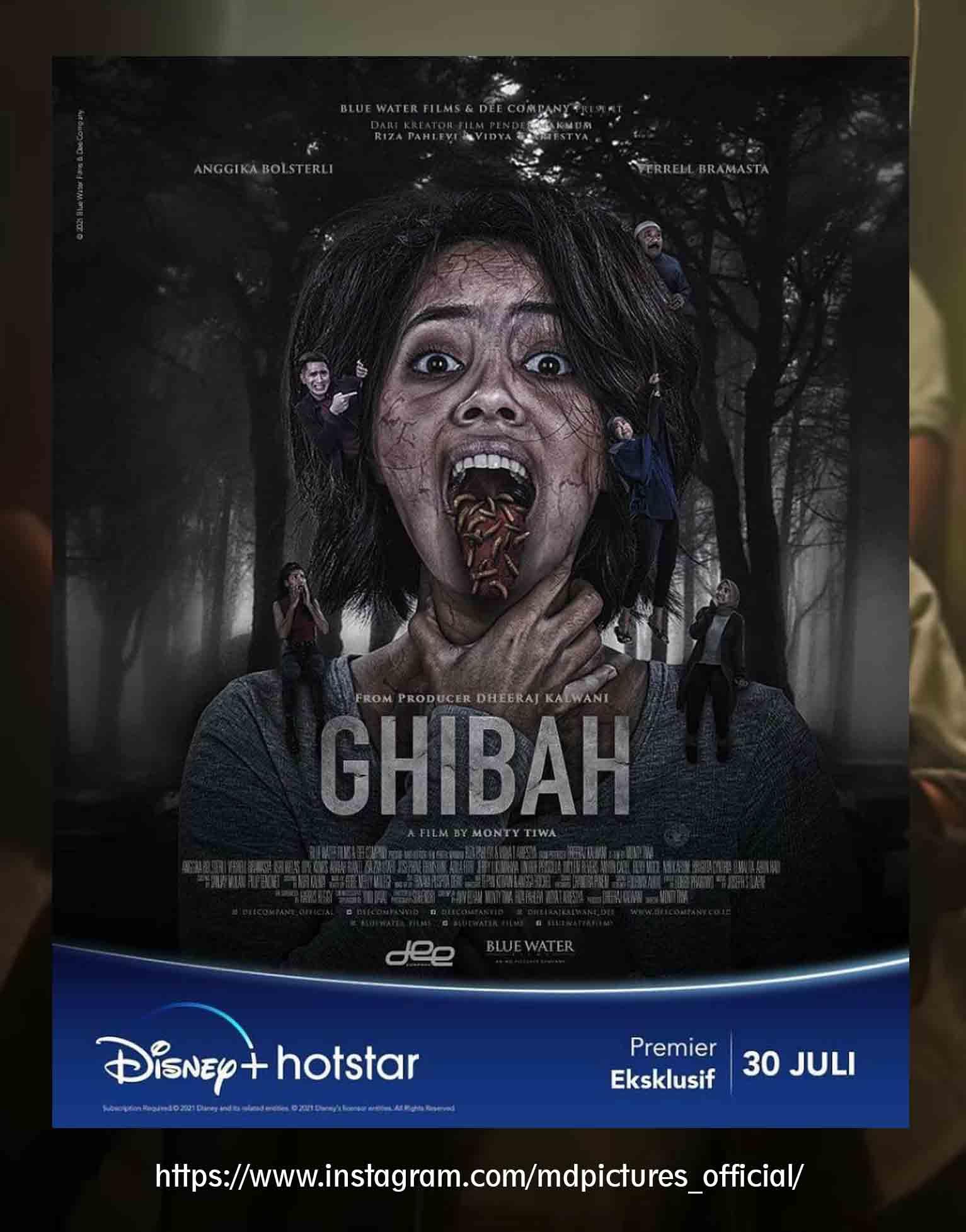 Streaming Ghibah Full Movie